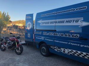 livraison de moto dans toute la france toulouse